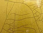 Raku Glaze Colors : yellow