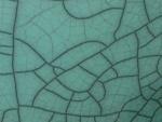 Dodero Studio Ceramics Raku Glaze Colors : aqua