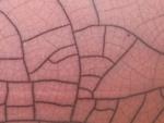 Dodero Studio Ceramics Raku Glaze Colors : rose