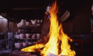 Pottery class,San Miguel de Allende,GTO