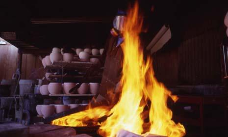 Ceramic Raku class and workshop: Feb. 15-19, 2014 San Miguel de Allende